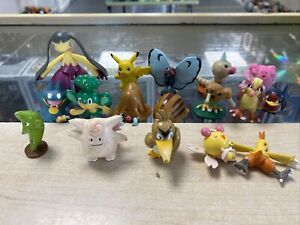 Authentic Pokemon Tomy Figures