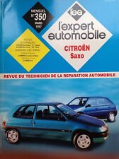 RTA REVUE TECHNIQUE EXPERT CITROËN SAXO N°350 MARS 1997