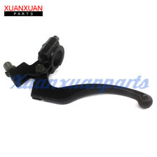 Handle Clutch Lever Left  For Honda CR CR80 CR85 CR125 CR250 Dirt Bike Black