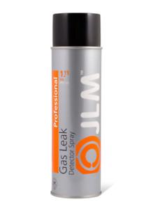 JLM Gas Leak Detector Spray 400ml - Plumbers Gas Leak Spray