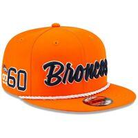 New Era Denver Broncos Home On Field Established Snapback Hat 9Fifty 950 NEW