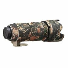 Canon 70-200 F/2.8 IS II Neoprene Camera Lens Protective Coat Cover Camouflage
