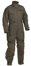 MUSTANG SURVIVAL MAC100 OLIVE CONSTANT WEAR AVIATION COVERALL X-LARGE REGULAR