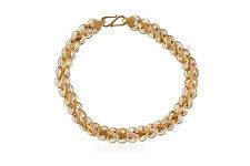 Men's Yellow Gold Bracelets