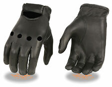 Men's Classic Unlined Cowhide Driving Glove For Car or Motorcycle