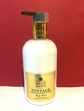 MOLTON BROWN VINTAGE WITH ELDERFLOWER BODY LOTION 300ML GIFT FREE UK DELIVERY