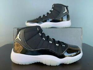 Nike Air Jordan 11 Retro Jubilee 25th Anniversary Size 7Y/Women's 8.5 378038-011