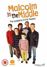 Malcolm in The Middle Complete Fifth Season DVD Region 2