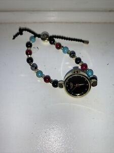 Lola Rose Watch Bracelet (adjustable) Coloured Stones