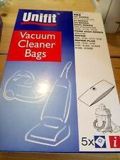 Vax Wet & Dry 101 121 2000 4000 Vacuum Cleaner Hoover Bags x 5 BN