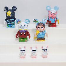 Lot of 5 Nursery Rhymes Disney 3� Vinylmation Figurines