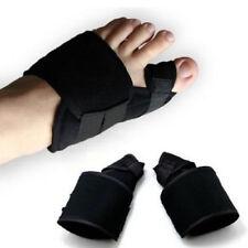 Pair Big Toe Bunion Splint Straightener Corrector Hallux Valgus Relief Pain