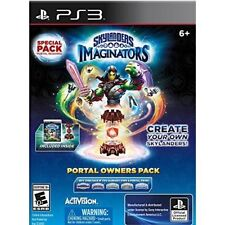 Skylanders Imaginators Portal Owners Pack (PS3) New sealed in box FREE SHIPPING