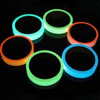 Brillo reflectante Cinta Self - Adhesive Sticker Papel fluorescente brillante