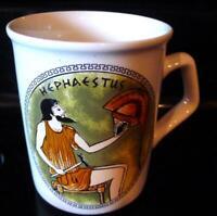 Greek God Hephaestus Coffee Mug