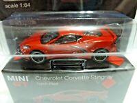 Torch Red  2020 CHEVROLET CORVETTE STINGRAY C8 1/64 DIECAST CAR TSM MGT150