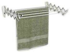 2 ' Cloth Drying Hanger, Stainless Steel Rack Dryer Stand for Clothes/Towels