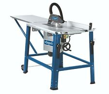 scheppach HS120o Tischkreissäge mit Tischverlängerung 2200W, 315mm HW Sägeblatt