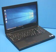 """Dell Precision M4700 15.6"""" Laptop/Core i5-3320M@2.6GHz/16GB RAM/1TB HDD/WIN 10"""