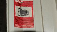 WOLFA - Zargenfenster Typ Z mit Isolierverglasung