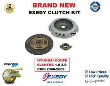 FOR HYUNDAI COUPE ELANTRA 1.8 2.0 CRDi 2000-2009 BRAND NEW EXEDY CLUTCH KIT
