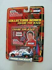 #10 JOHNNY BENSON - VALVOLINE PONTIAC GRAND PRIX - 2001 Racing Champions - 1:64