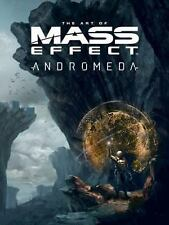 The Art of Mass Effect: Andromeda Hardcover 9781506700755 Bioware First Edition