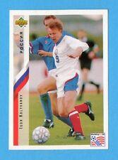 UPPER DECK-WORLD CUP USA 94 -Figurina n.85- KOLYVANOV - RUSSIA -NEW