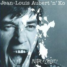 AUBERT,JEAN LOUIS Platre Et Ciment CD