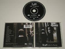 KORN/LIFE IS PEACHY(IMMORTAL/485369 6)CD ÁLBUM