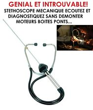 GENIAL STETHOSCOPE MECANIQUE! ECOUTEZ LES BRUITS SANS DEMONTAGE HDJ LAND JEEP BJ