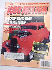 Rod Action Magazine Independent Rearends March 1991 050217nonrh