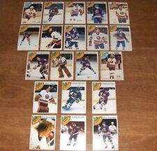 1978-79  *OPC*  NEW YORK ISLANDERS  Team Set  ( LOT OF 20 )  Trottier / Potvin