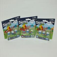 PUFFO PUFFI SMURF SMURFS Jakks Pacific 755256 Micro Smurfs Figure Serie completa