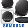 Genuine Samsung Galaxy S8 S8+ QI Convertible Wireless Charger Fast Charge Black