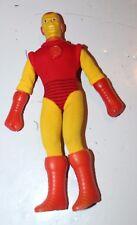 1974 Mego Marvel Iron Man Vintage Action Figure Doll. Captain America Batman