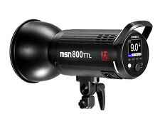 Jinbei MSN 600 TTL GN80 HSS Studio Flash with Bowens Mount 110-240v