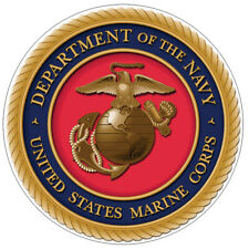 US United States Marines Party Supplies  15.5