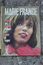 Marie Claire N°56 OCTOBRE 1960 CLAUDEL BETTINA ONASSIS SOLVAY BAUDOUIN FABIOLA