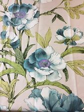 REMNANT Manuel Canovas Design Fabric Curtain Blind Cushion 143x94cm  RRP£93.00