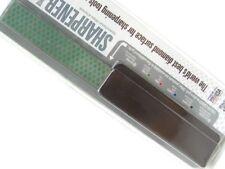 "DMT 4"" Extra-Fine Grit DIAMOND WHETSTONE Knife Tool Sharpener Stone + Pouch! W4E"