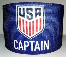US Soccer Captain Armband Home and Away Michel Bradley USA Brazalete Capitan