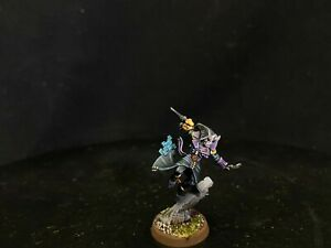 25mm Warhammer 40K DPS painted Harlequins Solitaire TP4308