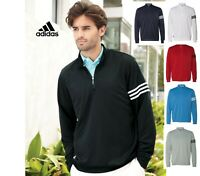 adidas - ClimaLite® Three-Stripe French Terry Pullover - A190