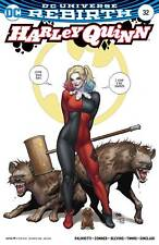 HARLEY QUINN #32 VARIANT COVER BY FRANK CHO 11/15/17