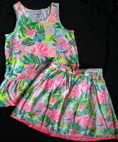 Cat & Jack Girls Outfit Tank Top and Skirt Size  XL 14/16