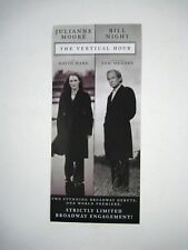 The Vertical Hour AD ONLY The Music Box  Julianne Moore Bill Nighy