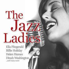 CD The Jazz Ladies D'Artistes Divers avec Ella Fitzgerald, Billie Holiday