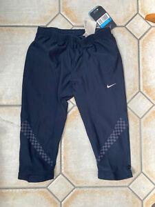 NEW Nike Cycling Shorts Navy Mens Medium gzz