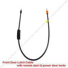 Power Door Latch Cable for Chevy Silverado Tahoe Yukon Escalade w/remote start